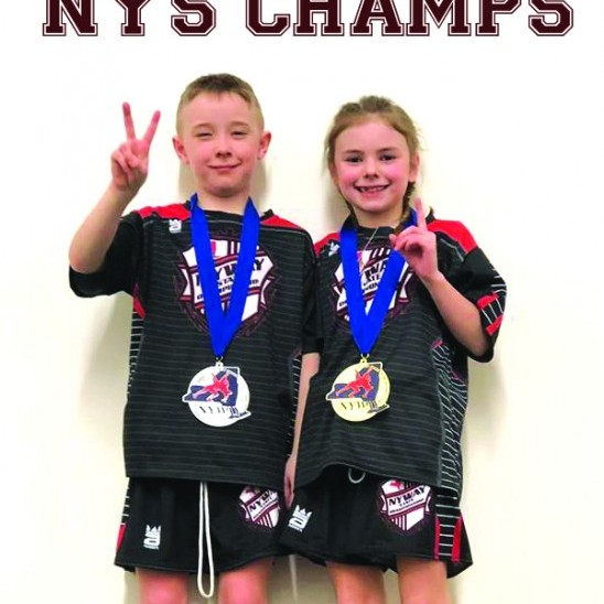 WARSAW'S YOUNG<br /> WRESTLING CHAMPS