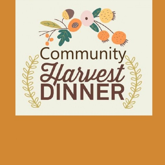 Join us! <br /> Harvest Dinner