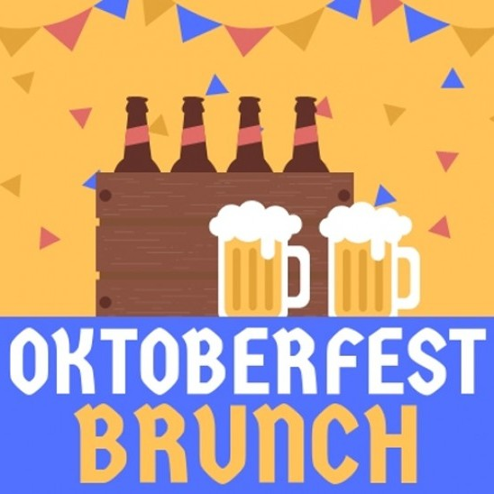 Join us for <br /> Oktoberfest Brunch