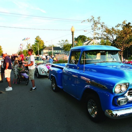 Antique Car, Truck and Bike Show