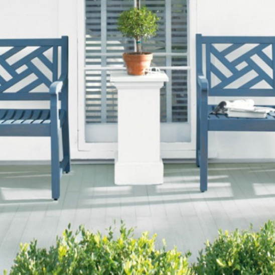Spruce up that deck with Arborcoat stain.