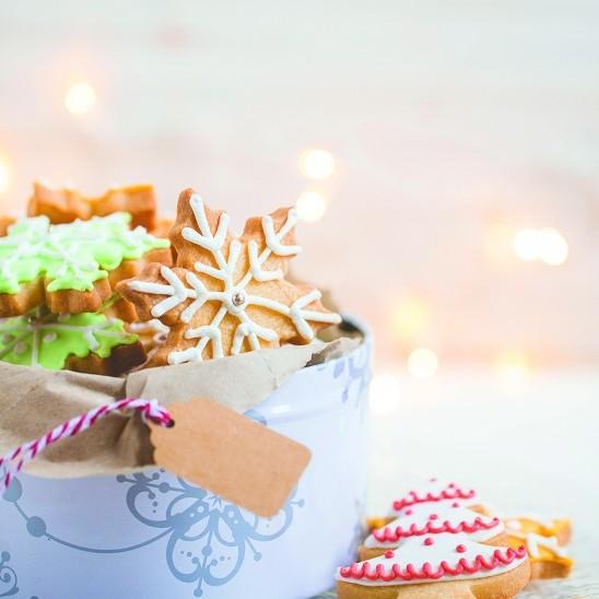 Christmas Cookie Sale