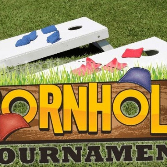 Cornhole Tournament & Basket Raffle