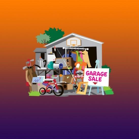 Area Yard & Garage Sales