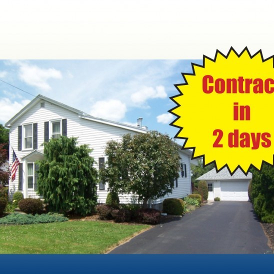 Buying, selling?  <br /> Talk to an expert at Gerace Realty.
