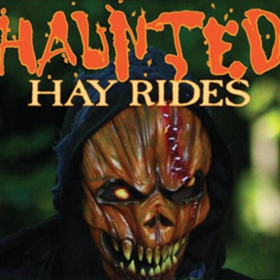 Haunted Hay Rides