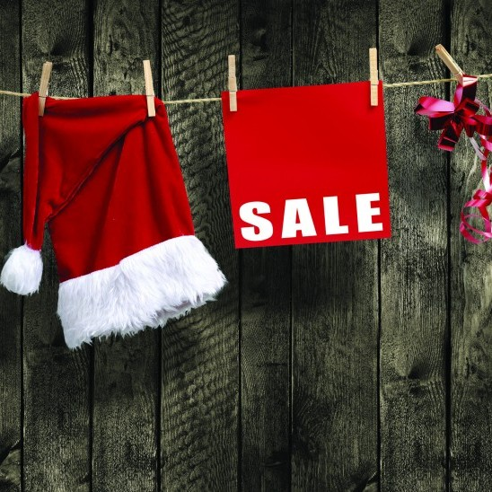 Stock up for Christmas!<br /> Make your own sale!