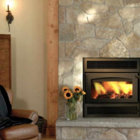 Feel the warmth<br /> of a Fireplace