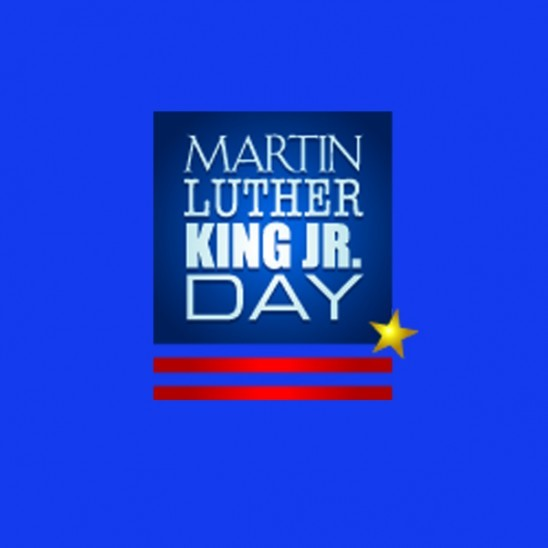 Closed Martin Luther King, Jr. Day