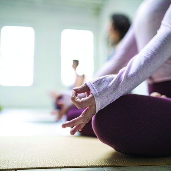 The power of meditation<br /> & hpynosis