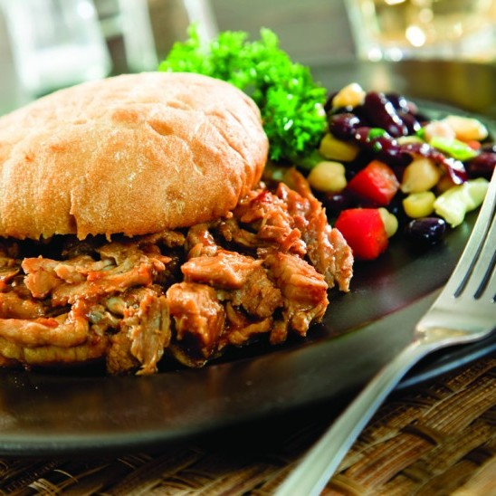 Delicious<br /> Pulled Pork