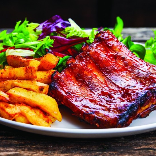 Have you tried our southwest BBQ?