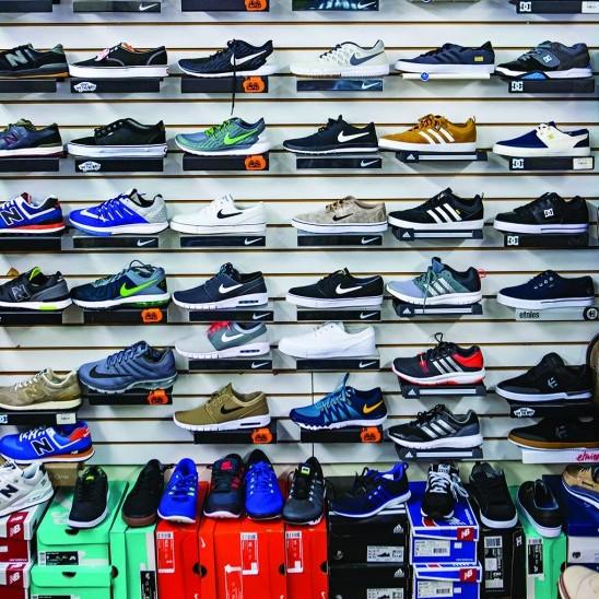 Sneaker clearance!