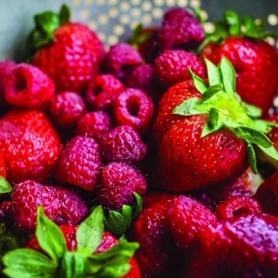 Did someone say strawberry shortcake?