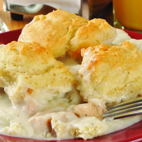 Chicken & Biscuit Dinner